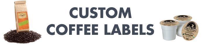 Custom Coffee Labels | LabelValue