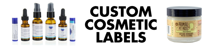 Custom Cosmetic Labels | LabelValue
