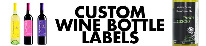 Custom Wine Labels | LabelValue