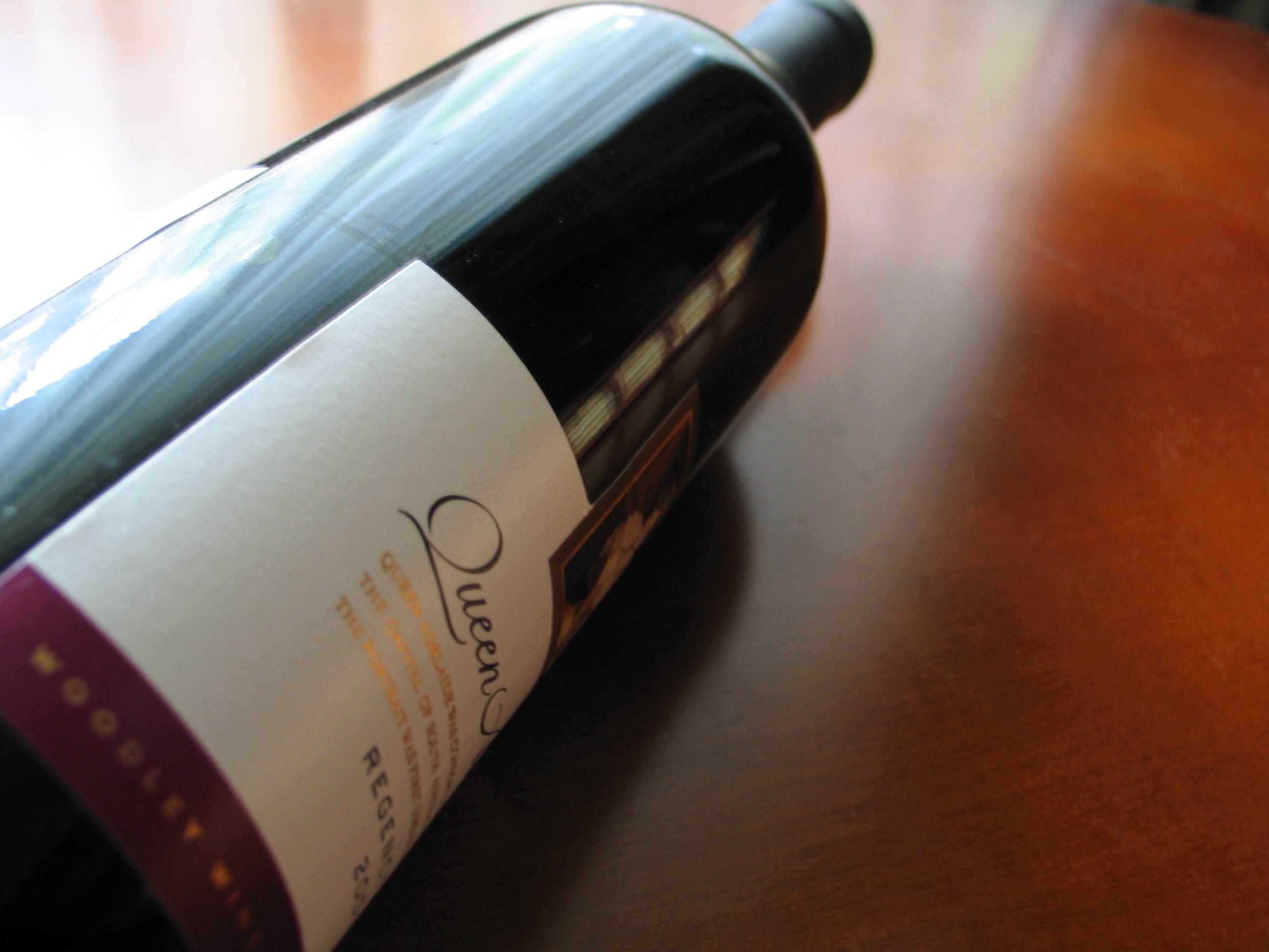 Removing Custom Wine Labels