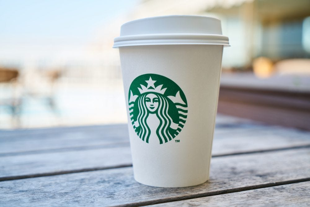 brand color meaning coffee green